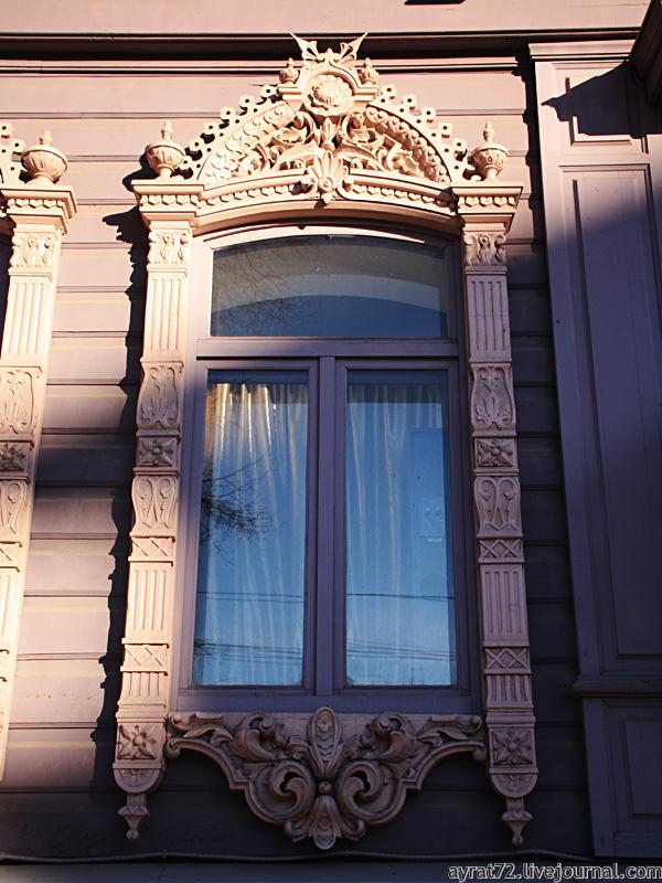 Старинные здания Тюмени: дом купцов Чираловых. Блог Айрата Исмагилова, май 2015 года