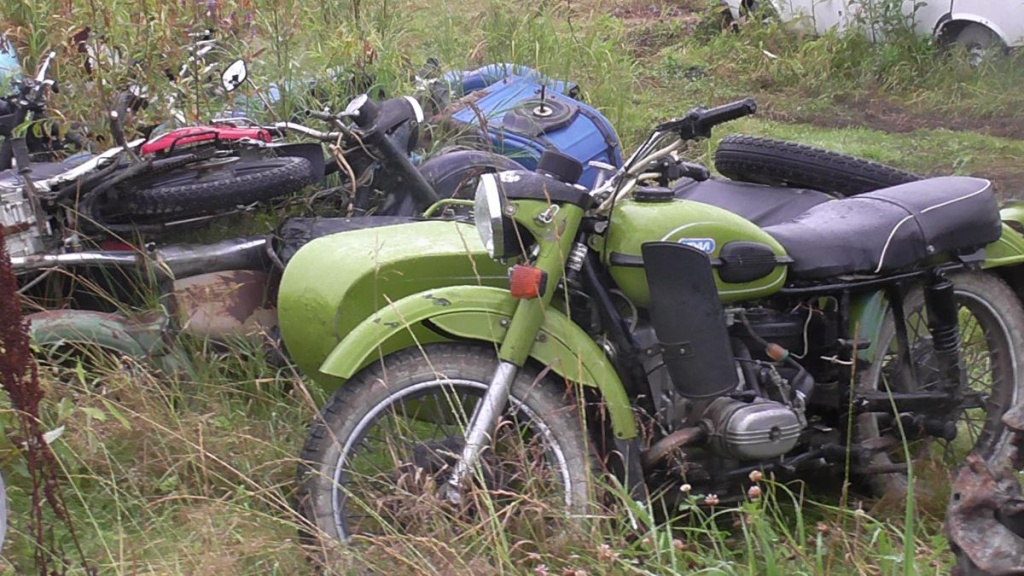 В селе Покровское байкер сбил ребенка - 20 августа 2015