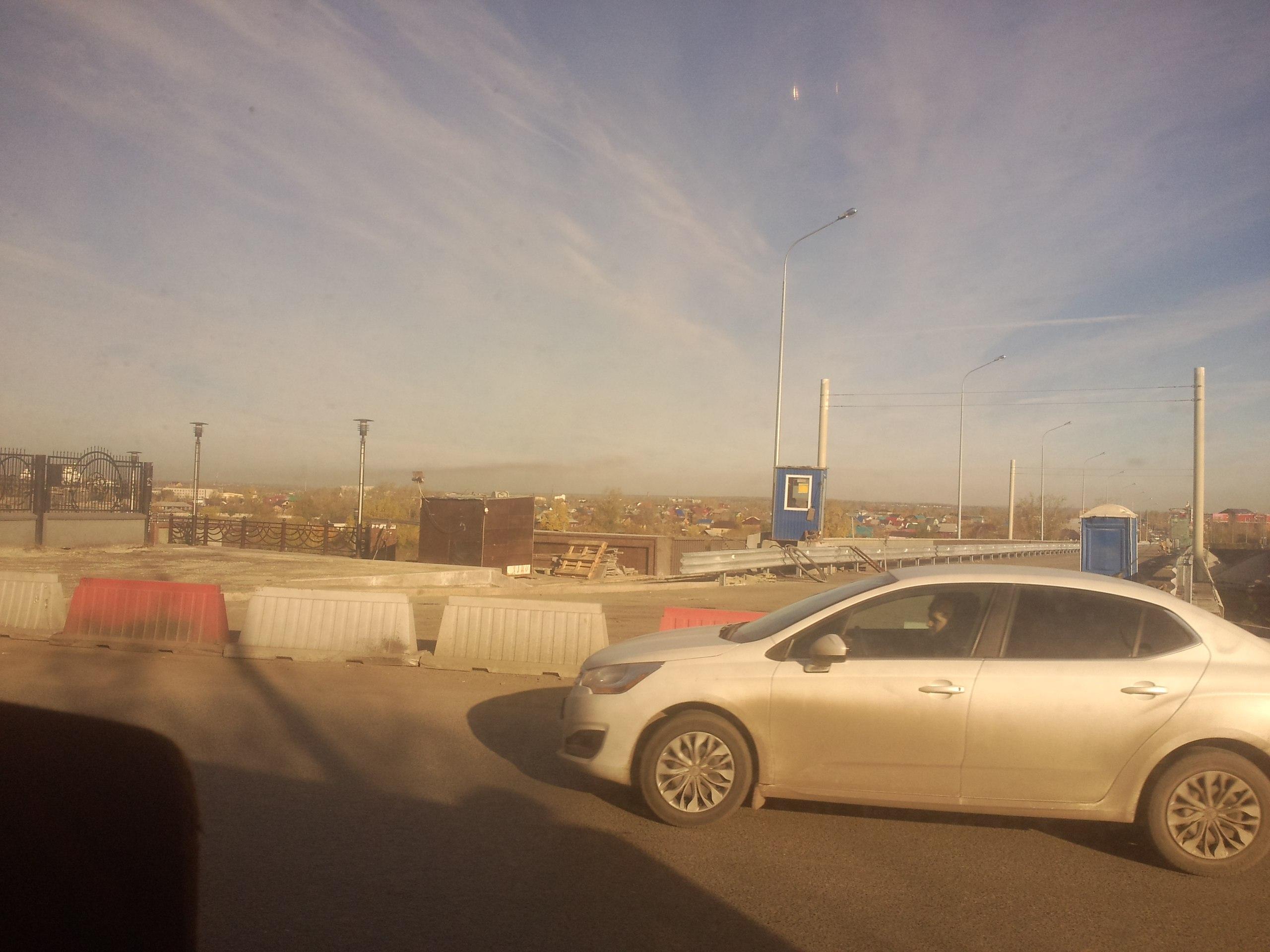 В Тюмени открыли два моста на улицах Дамбовская и Челюскинцев - 21 октября 2015 года